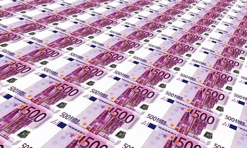 τα 500ευρα - χαρτονομίσματα