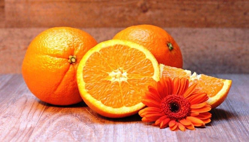 πορτοκάλι - βιταμίνες