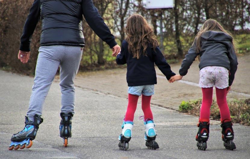 rollers - skate boards