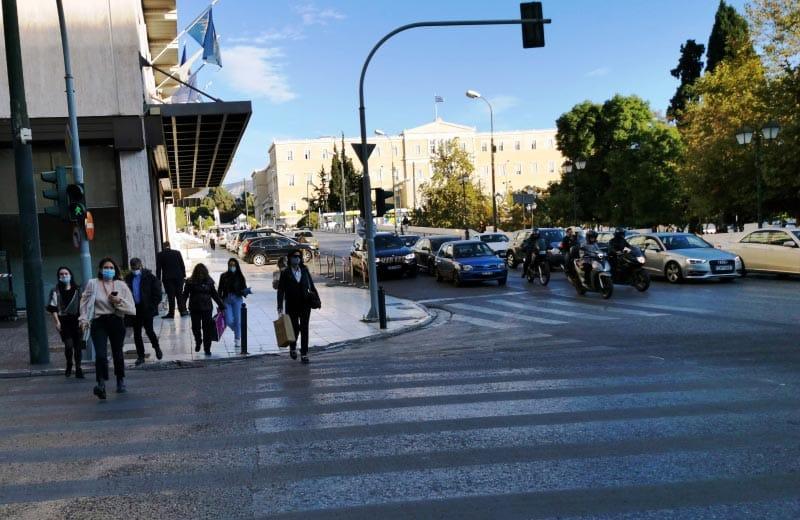 Αθήνα - lockdown