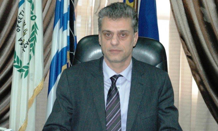 Βασίλης Μαυρίδης - δήμαρχος Ορεστιάδας