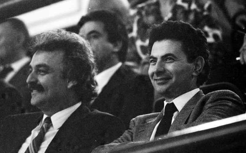 Δημήτρης Σαρρής, Σήφης Βαλυράκης - 1987