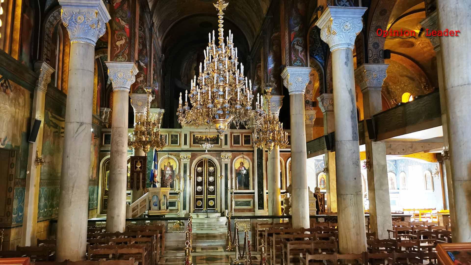 Ιερά Σύνοδος - εκκλησίες