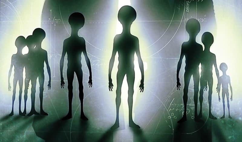 X-Files - εξωγήινοι