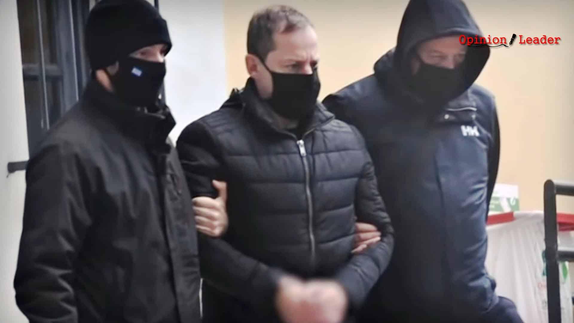 Δημήτρης Λιγνάδης - φυλακή