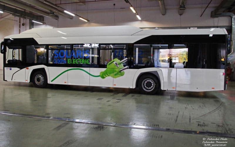 Ο.ΣΥ. Α.Ε - λεωφορεία