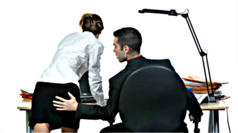 Παρενόχληση στην εργασία