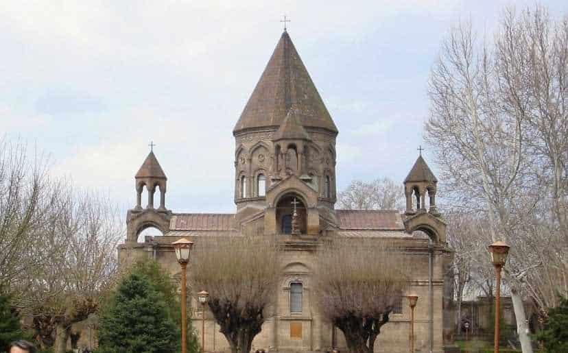 Ετσμιατζίν - Αρμενία