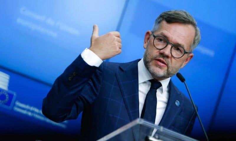 Μίχαελ Ροτ - Υφυπουργός Εξωτερικών Γερμανίας