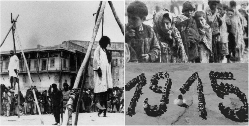 Γενοκτονία των Αρμενίων 1915