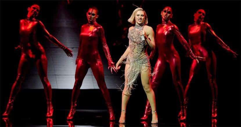 Eurovision 2021 - Έλενα Τσαγκρινού - El Diablo - Κύπρος
