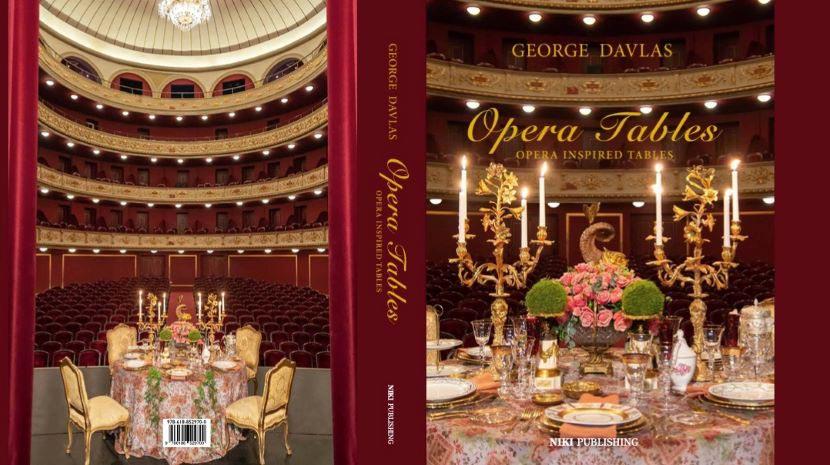 πρώτο του βιβλίο «Οpera Tables»
