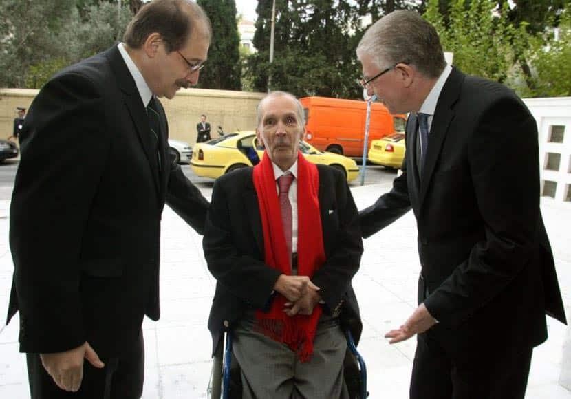 Κωνσταντίνος Αγγελόπουλος- βιομήχανος