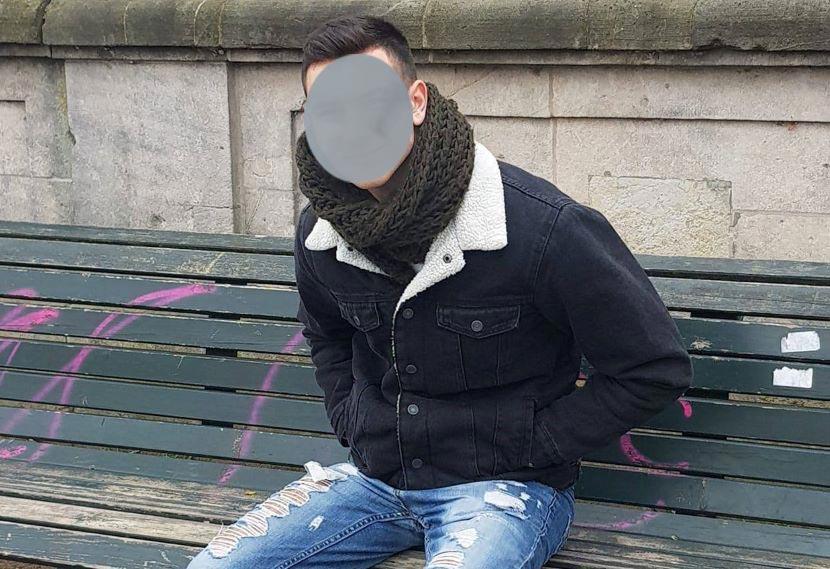 Νέα Σμύρνη - νεαρός - σεξουαλική παρενόχληση