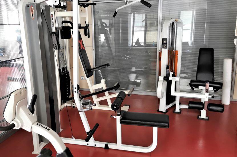 γυμναστήρια
