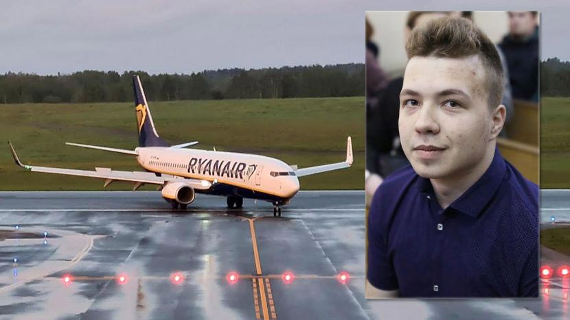Roman Protasevich - Ryanair