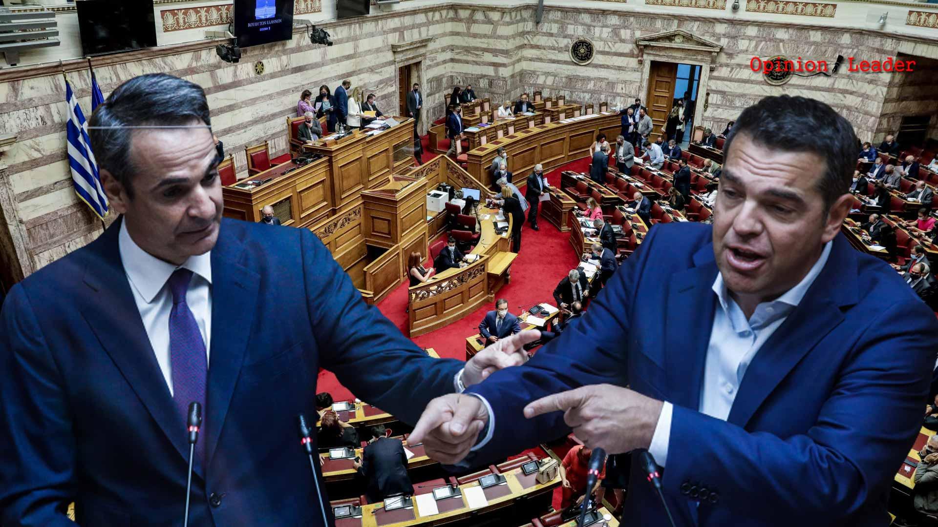 Εργασιακό νομοσχέδιο - Βουλή - Νέα Δημοκρατία