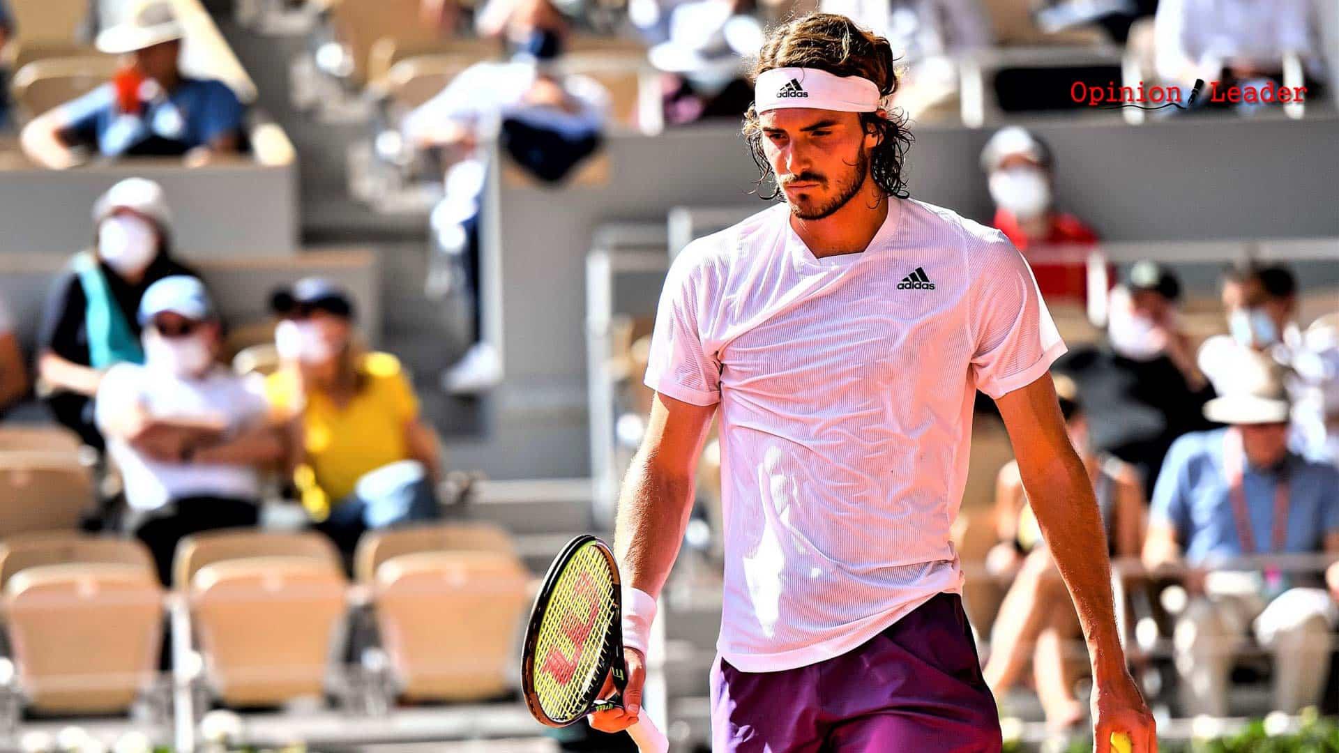 Στέφανος Τσιτσιπάς: Στον τελικό του Roland Garros