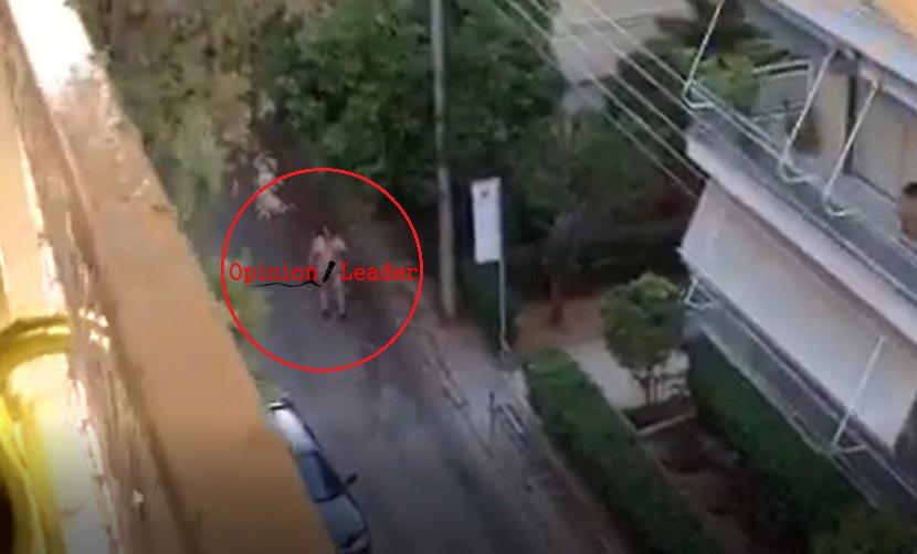 Χολαργός: Ολόγυμνος άνδρας στο δρόμο προκαλεί πανικό στους περίοικους