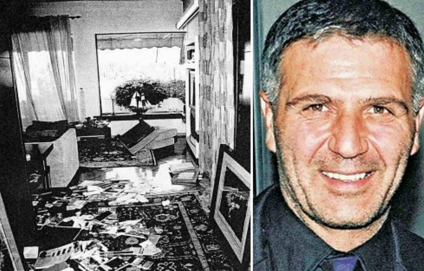 Νίκος Σεργιανόπουλου - δολοφόνος Γεωργιανός