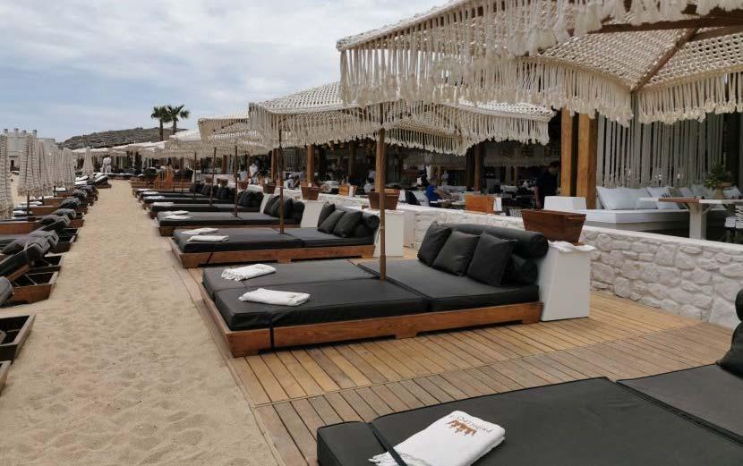 Principote beach club - Μύκονος