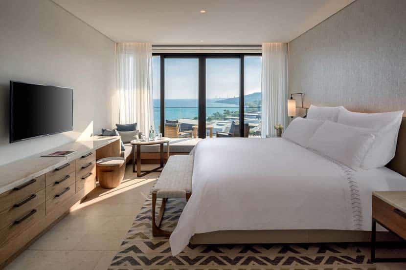 AMARA υπερπολυτελές ξενοδοχείο - Λεμεσό - Κύπρος