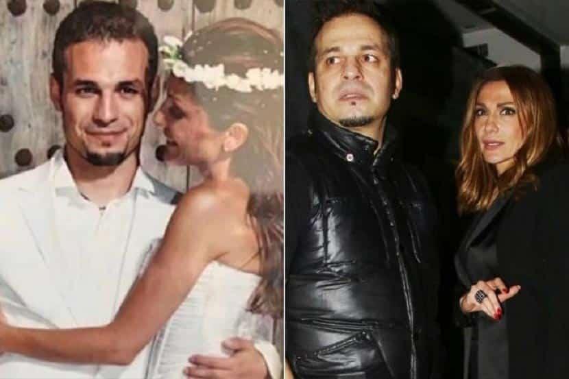 Δέσποινα Βανδή και Ντέμης Νικολαΐδης - γάμος - χωρισμός