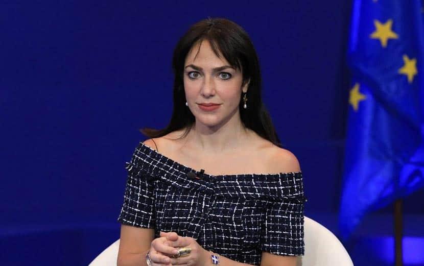 Δόμνα Μιχαηλίδου - υφυπουργός Εργασίας ΝΔ