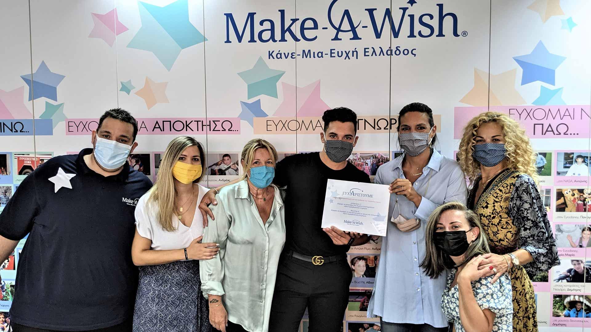Γιώργος Ασημακόπουλος - Survivor 4 - Make a wish