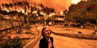 Εύβοια - φωτιές - Ρουμάνοι πυροσβέστες