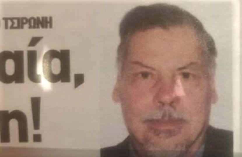 Γιώργος Τσιρώνης - εισαγγελέας Εφετών