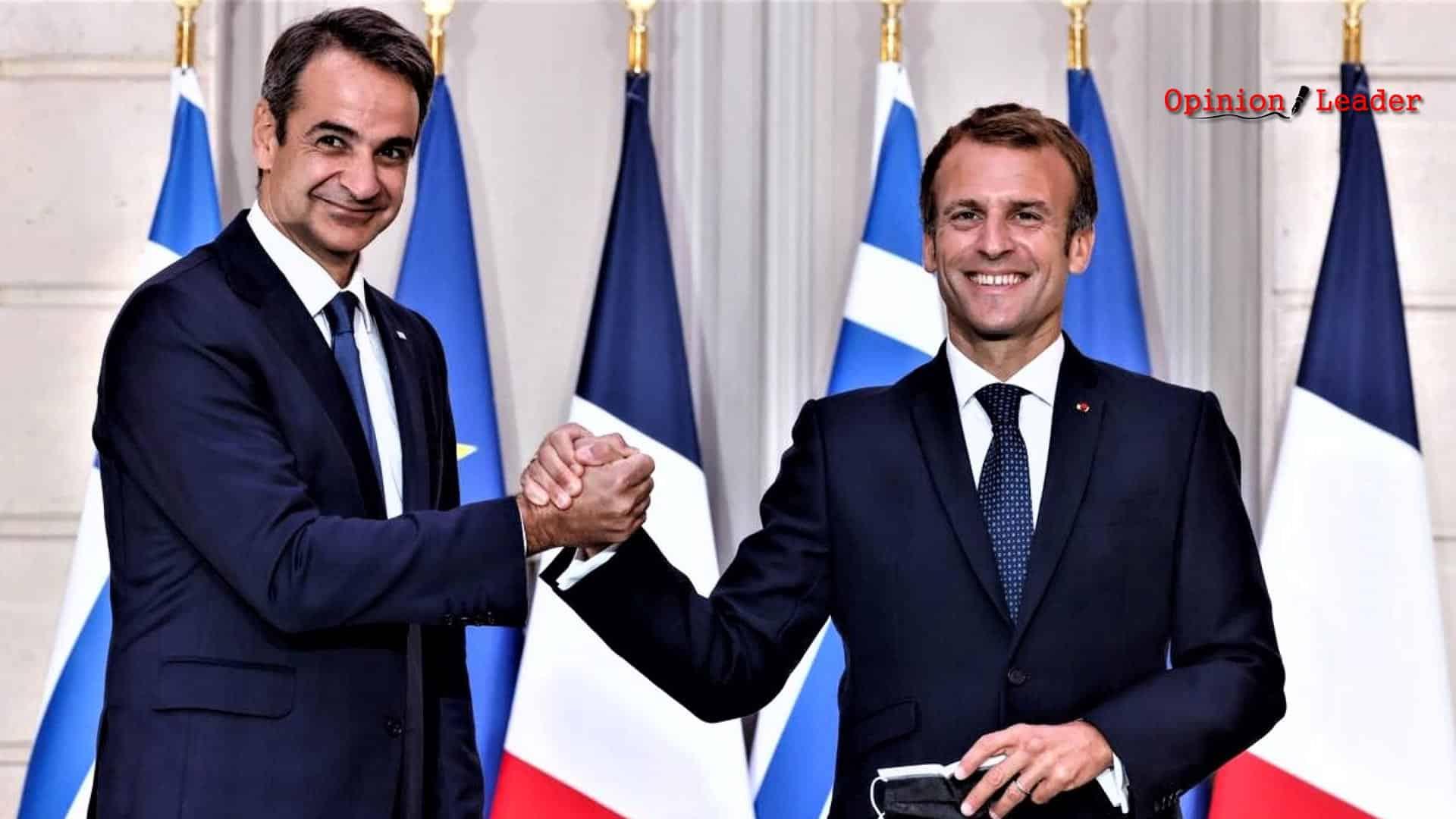 Συμφωνία Ελλάδας - Γαλλίας