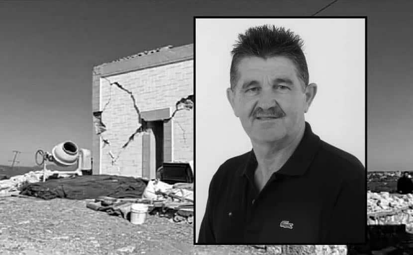 Σεισμός - Κρήτη - 65χρονος Ιάκωβος Τσαγκαράκης