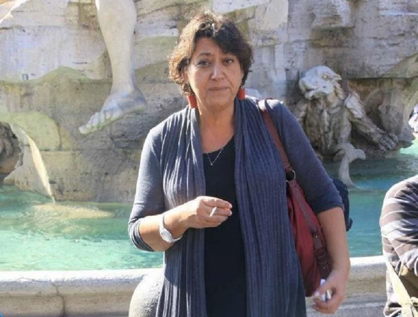 Βίκη Μαρκάκη - δημοσιογράφος