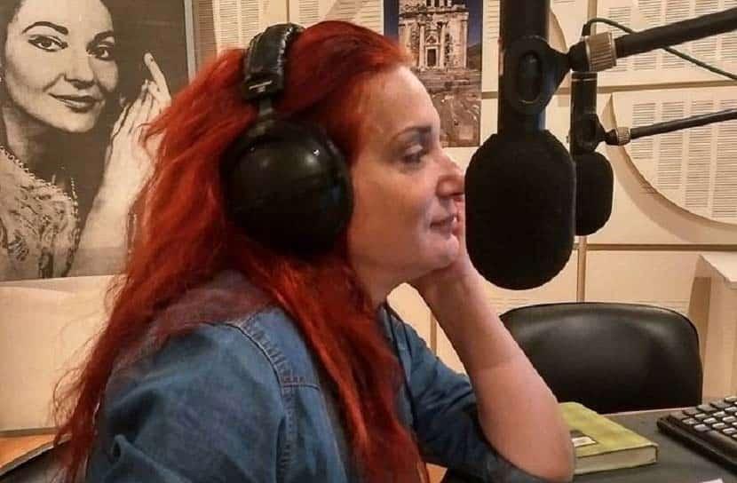 Ζέτα Καραγιάννη - δημοσιογράφος